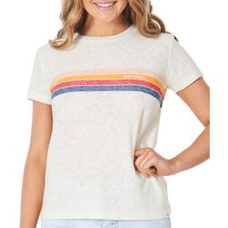 Rip Curl Juniors Golden Days Standard Short Sleeve T-Shirt