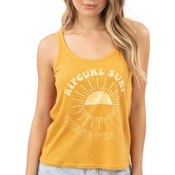 Rip Curl Juniors Chase The Sun Strap Tank Top