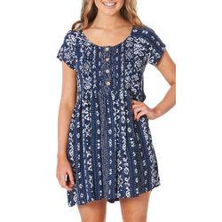 Rip Curl Juniors Beach Dreamer Dress