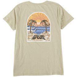 Rip Curl Juniors Back Screenprint T-Shirt