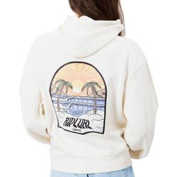 Rip Curl Juniors Surfers Back Screen Print Jacket