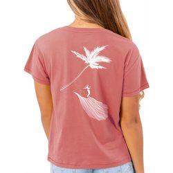 Rip Curl Juniors Minimalist Wave T-Shirt