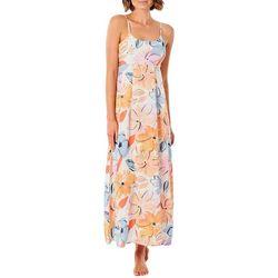 Rip Curl Juniors Floral Maxi Dress