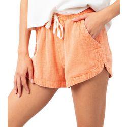 Rip Curl Juniors Solid Minimal Shorts