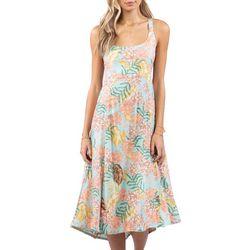 Rip Curl Juniors Tropical Midi Dress