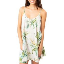 Rip Curl Juniors Tropical Flowy Dress