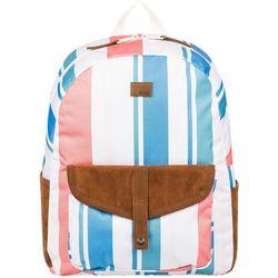 Roxy Juniors Carribean Stripe Backpack