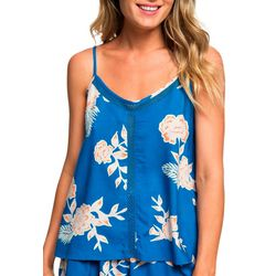 Roxy Juniors Floral Slow Cami Top