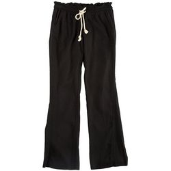 Roxy Juniors Oceanside Wide Leg Pants