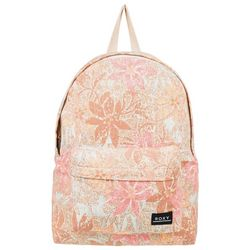 Roxy Juniors Sugar Baby Floral Canvas 16L Backpack