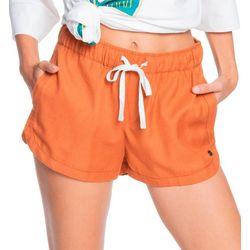 Roxy Juniors Impossivel Love Cotton Viscose Shorts