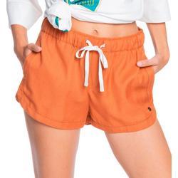Juniors Impossivel Love Cotton Viscose Shorts