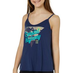 Roxy Juniors Coastal Highway Tank Top