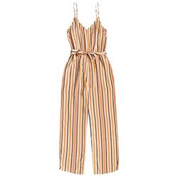 Roxy Juniors Cha Cha For Now Ankle Jumpsuit