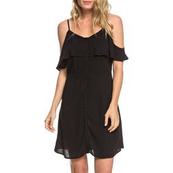 Roxy Juniors Hot Spring Streets Strappy Dress