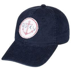 Roxy Juniors Dear Believer Embroidered Anchor Baseball Hat