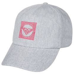 Roxy Juniors Extra Innings Embroidered Logo Baseball Hat