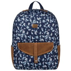 Roxy Juniors Carribean Floral Frenzy Backpack