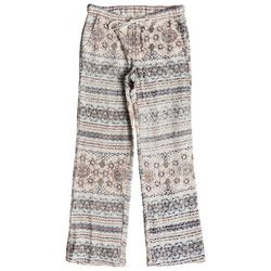 Roxy Juniors Rainbow Bridge Lace Beach Pants