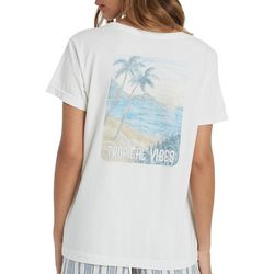 Roxy Juniors Tropical Vibes T-Shirt