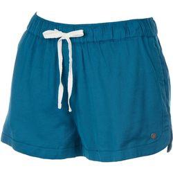 Roxy Big Girls Solid Loose Beach Shorts
