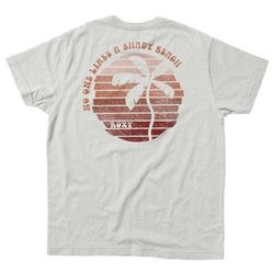 Roxy Juniors No Shady Beach T-Shirt