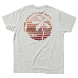Juniors No Shady Beach T-Shirt