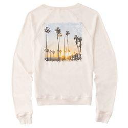 Roxy Juniors Long Sleeve Photography Sweatshirt