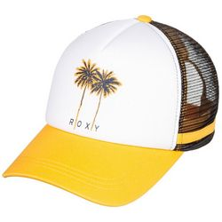 Roxy Juniors Dig This Palm Tree Trucker Hat