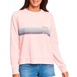 Juniors Long Sleeve Want To Dance Sweatshirt