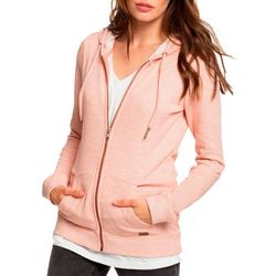 Roxy Juniors Trippin Sherpa Zip Up Hoodie