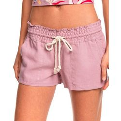 Roxy Juniors Oceanside Solid Shorts