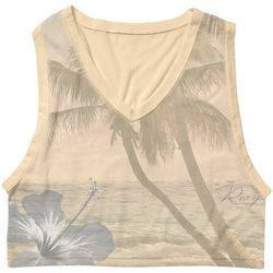 Roxy Juniors Pineapple Paradise Tank Top