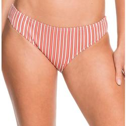 Juniors Sandy Treasure Striped Brief