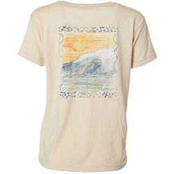Roxy Juniors Made Of Sunshine T-Shirt