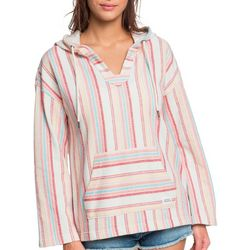 Roxy Juniors Call Of The Ocean Poncho Hoodie