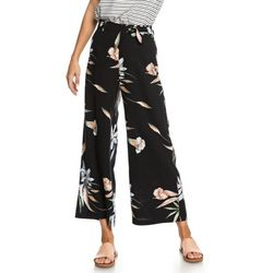 Roxy Juniors Waterfall Light Culottes Pants