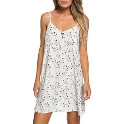 Roxy Juniors Full Bloom Strappy Dress