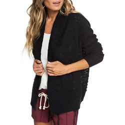 Roxy Juniors Ready To Travel Knit Cardigan