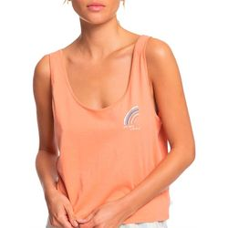 Roxy Juniors Master Lover Screen Print Tank Top