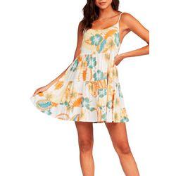 Roxy Juniors Hibiscus Sun Dress
