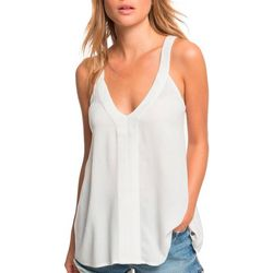 Roxy Juniors Lazy Sun Strappy Top