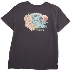 Hurley Juniors Waves T-Shirt