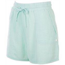 Hurley Solid Beach Linen Shorts