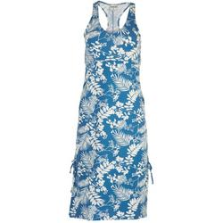 Juniors Fitted Foliage Dress