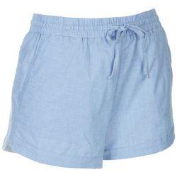 Hurley Juniors Cotton Blend Beach Shorts