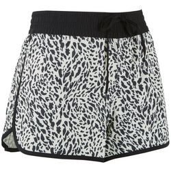 Hurley Juniors Animal Print Shorts
