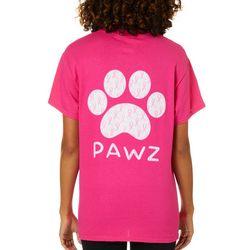 Juniors Breast Cancer Awareness Short Sleeve T-Shirt