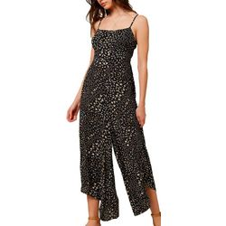 Juniors Jalaada Graphic Print Jumpsuit