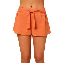 Juniors Darla Dot Shorts